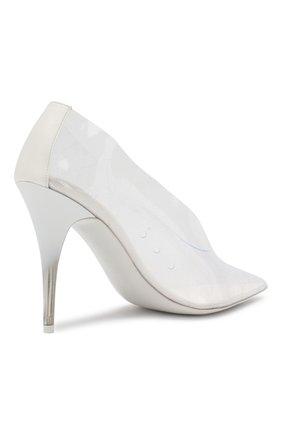 Прозрачные туфли Stella McCartney прозрачные | Фото №4