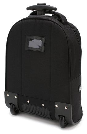 Детский чемодан из текстиля DOLCE & GABBANA черного цвета, арт. EM0070/A7344 | Фото 2