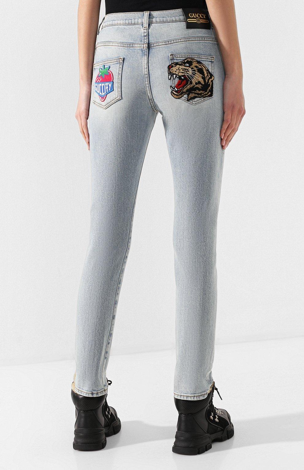 Женские джинсы по цене от 5 750 руб. купить в интернет-магазине ЦУМ c7cb20e6267
