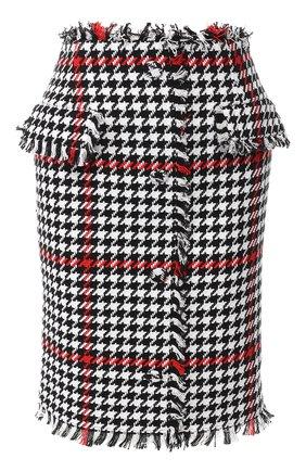 Твидовая юбка   Фото №1