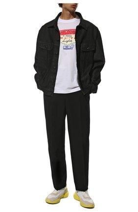 Мужская куртка RALPH LAUREN черного цвета, арт. 790613026 | Фото 2