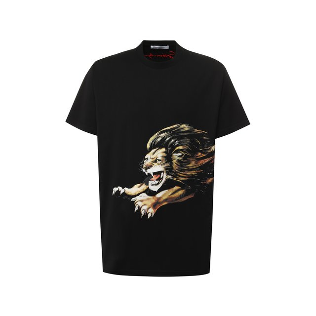 Хлопковая футболка  Givenchy