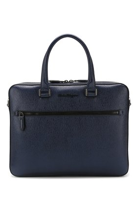 Кожаная сумка для ноутбука | Фото №1