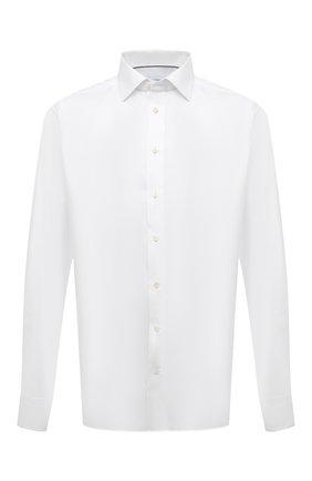 Мужская хлопковая сорочка ETON белого цвета, арт. 3441 79311 | Фото 1