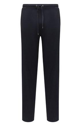 Домашние брюки из смеси хлопка и вискозы | Фото №1