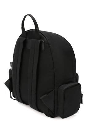 Детская текстильный рюкзак DSQUARED2 черного цвета, арт. DQ03F6-D00PF | Фото 2