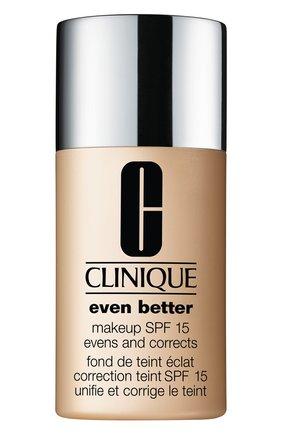 Тональный крем Even Better Makeup SPF 15, оттенок 06 Honey  | Фото №1