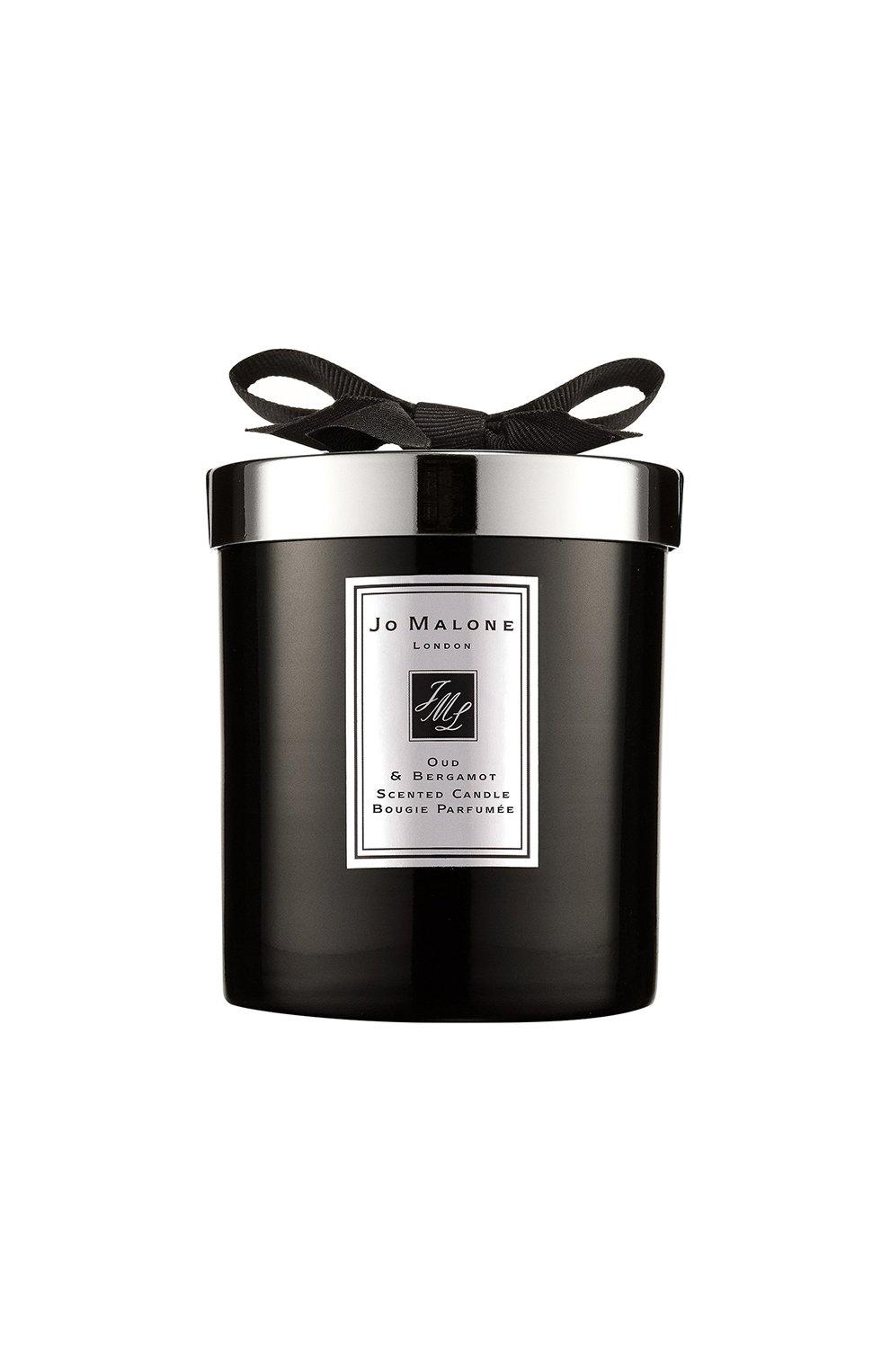Свеча ароматная Oud & Bergamot   Фото №1