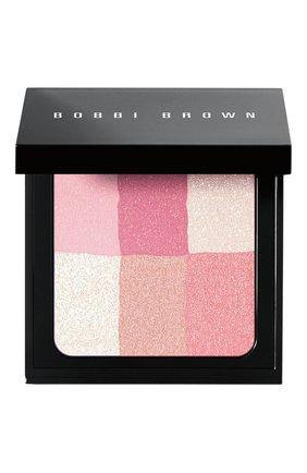 Пудра Brightening Brick, оттенок Pastel Pink   Фото №1