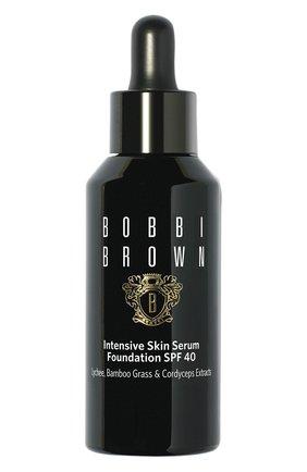 Тональное средство Intensive Skin Serum Foundation SPF40 Sand | Фото №1