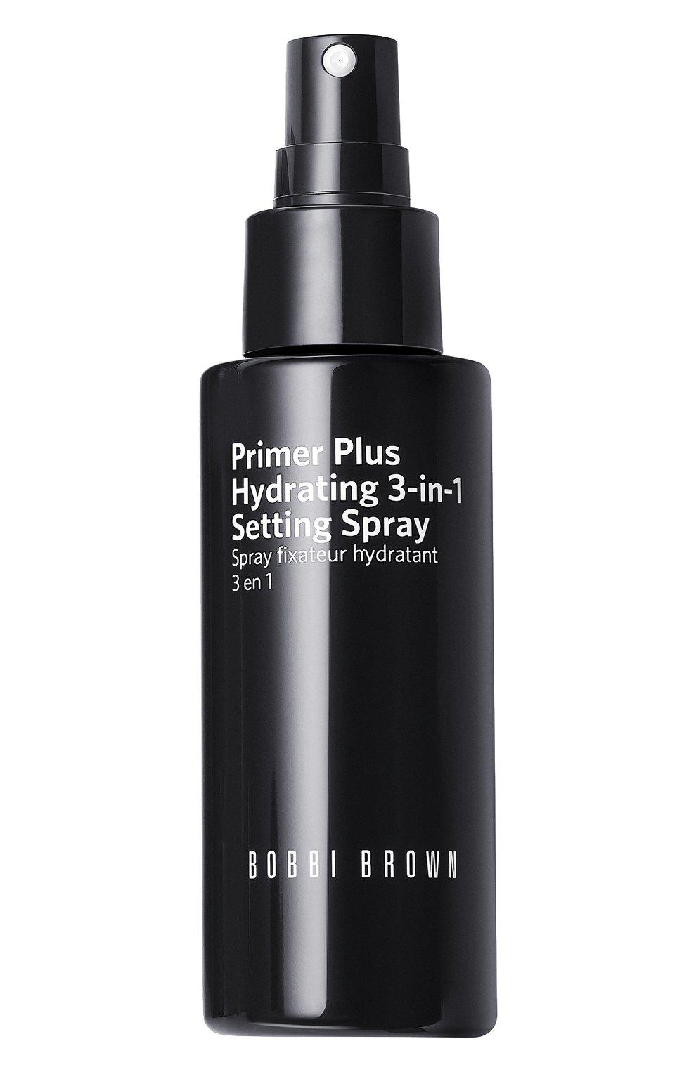 Увлажняющий праймер Primer Plus Hydrating 3 in 1 Setting Spray | Фото №1