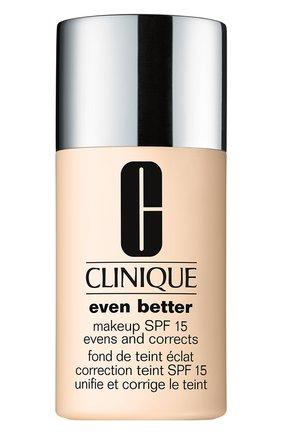 Тональный крем Even Better Makeup SPF 15, оттенок 24 Linen | Фото №1