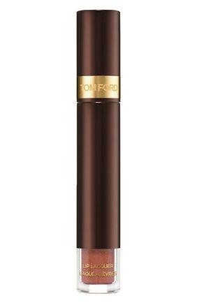 Блеск для губ Lip Lacquer, оттенок Copper Chic | Фото №1