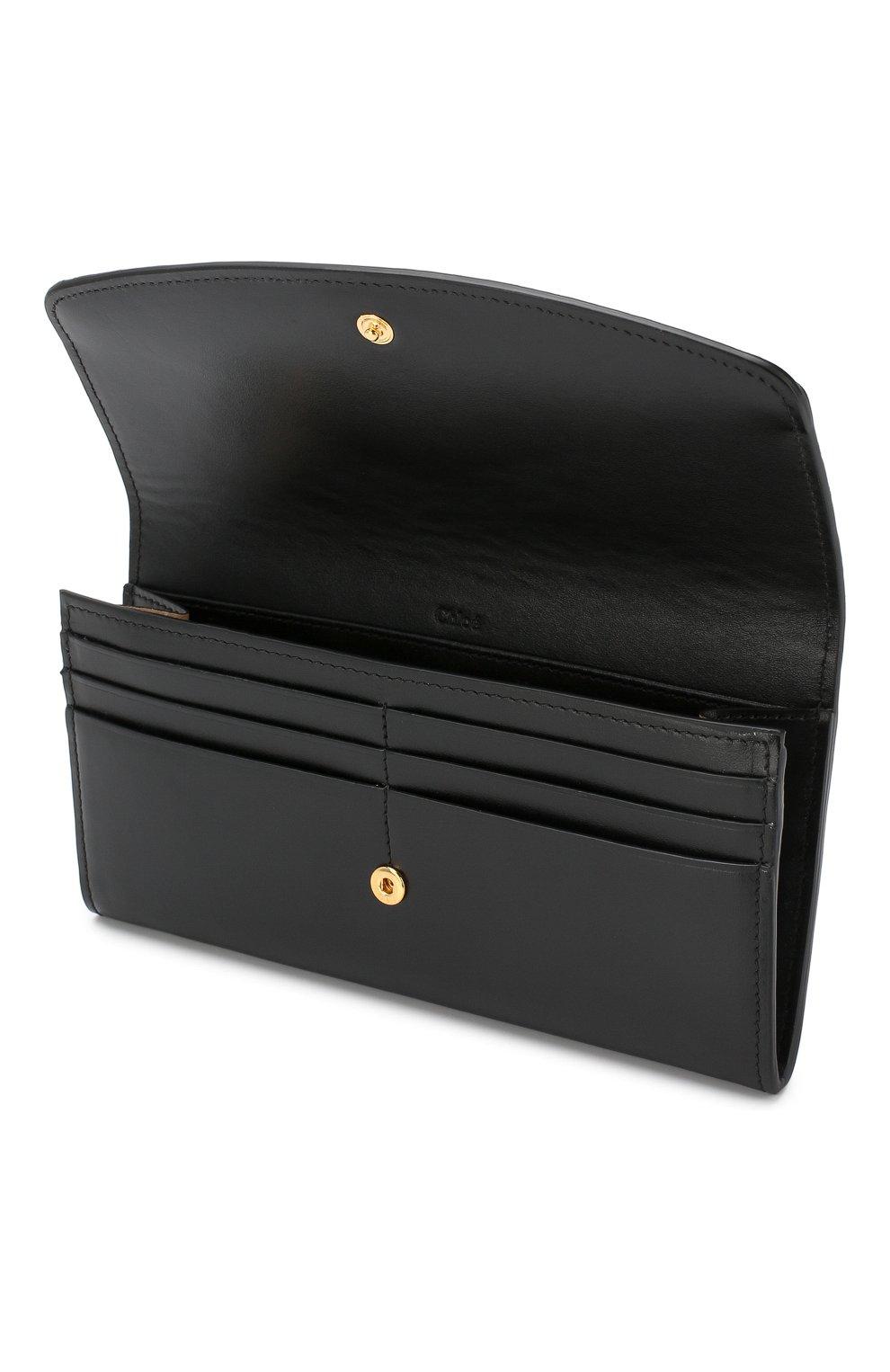 Кожаный кошелек   Фото №3