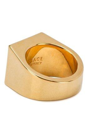 Кольцо Medusa Versace золотое | Фото №2