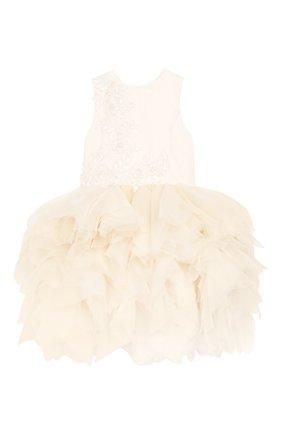 Платье с пышной юбкой | Фото №1