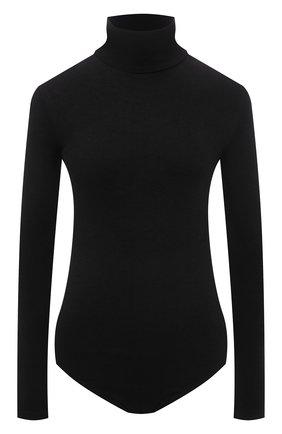 Женское боди colorado WOLFORD черного цвета, арт. 75026 | Фото 1