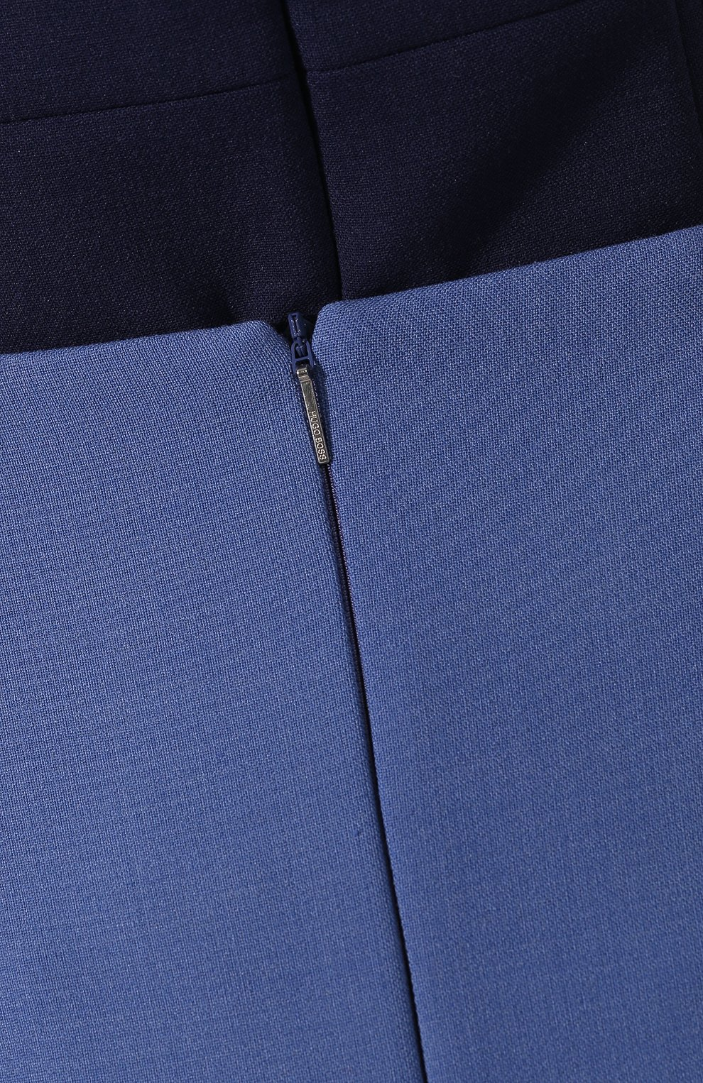 Женская юбка-карандаш BOSS голубого цвета, арт. 50400506 | Фото 5