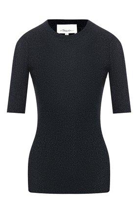 Пуловер с коротким рукавом | Фото №1