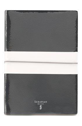 Записная книжка с кожаной обложкой | Фото №1