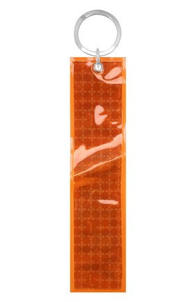Мужской брелок PALM ANGELS оранжевого цвета, арт. PMNF002S195750541700 | Фото 1