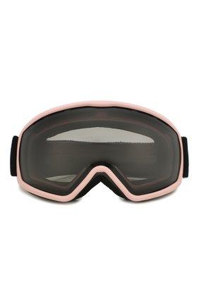 Горнолыжная маска Illesteva светло-розовые   Фото №3