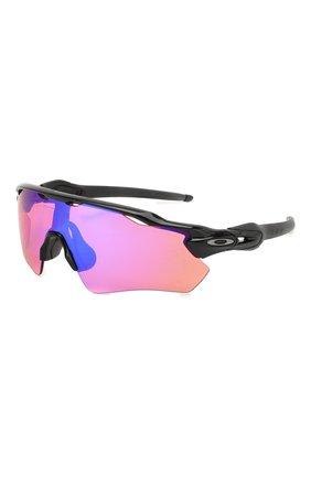 Солнцезащитные очки Oakley разноцветные | Фото №1