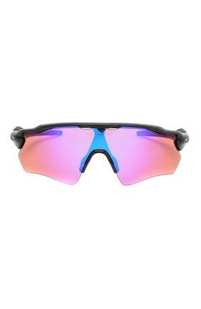 Солнцезащитные очки Oakley разноцветные | Фото №3