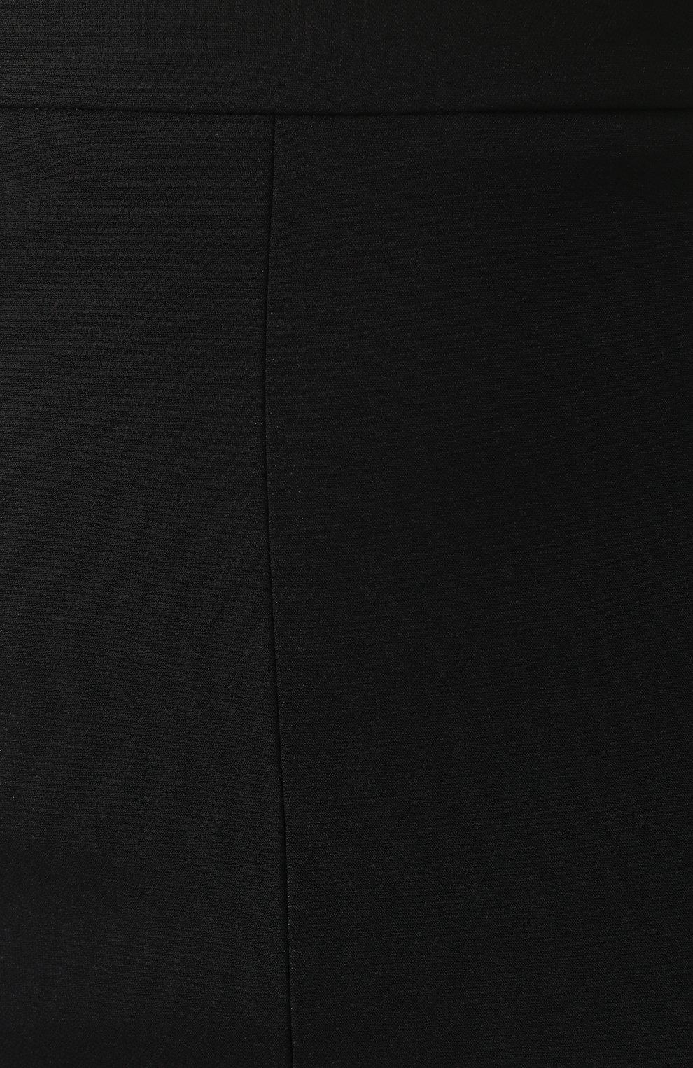 Юбка из смеси шерсти и шелка | Фото №5