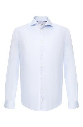 Мужская хлопковая сорочка ETON голубого цвета, арт. 3000 73811 | Фото 1