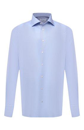 Мужская хлопковая сорочка ETON голубого цвета, арт. 3441 79311 | Фото 1
