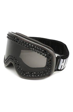 Горнолыжная маска Philipp Plein черные | Фото №1