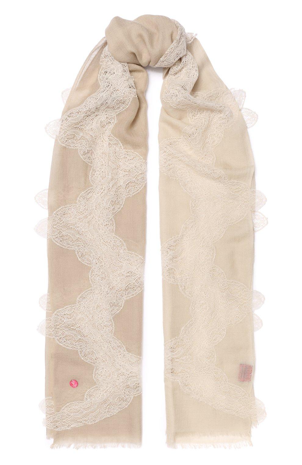 Шерстяная шаль | Фото №1