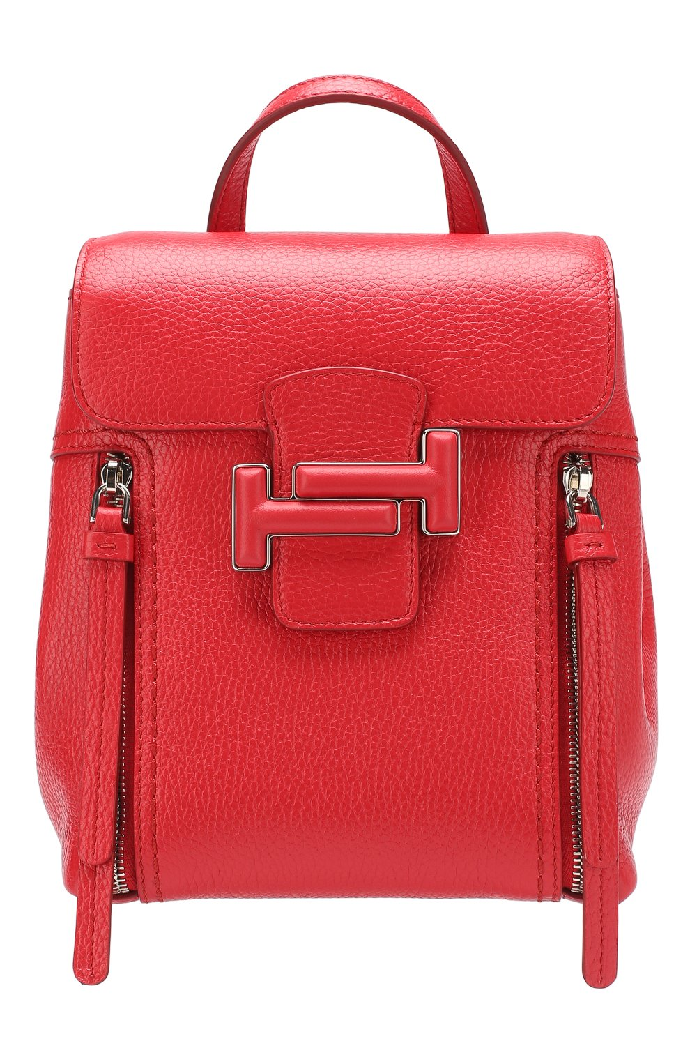 Рюкзак Double T Tod's красный | Фото №1