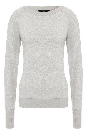 Пуловер из смеси вискозы и хлопка | Фото №1
