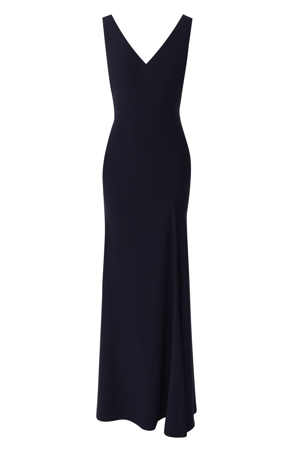 Приталенное платье-макси   Фото №1