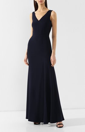 Приталенное платье-макси   Фото №3