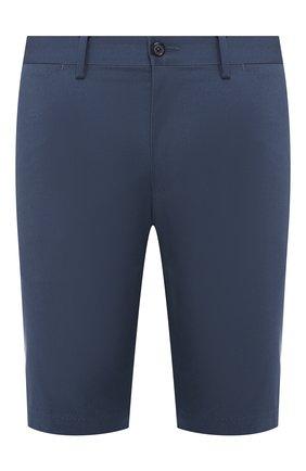 Мужские хлопковые шорты DOLCE & GABBANA синего цвета, арт. GY6GMT/FUFIS | Фото 1