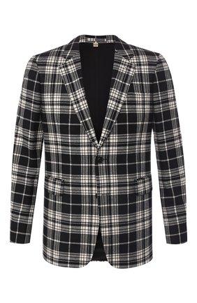 Пиджак из смеси шерсти и кашемира | Фото №1