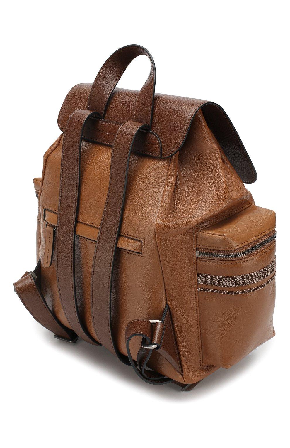 Рюкзак из кожи | Фото №3