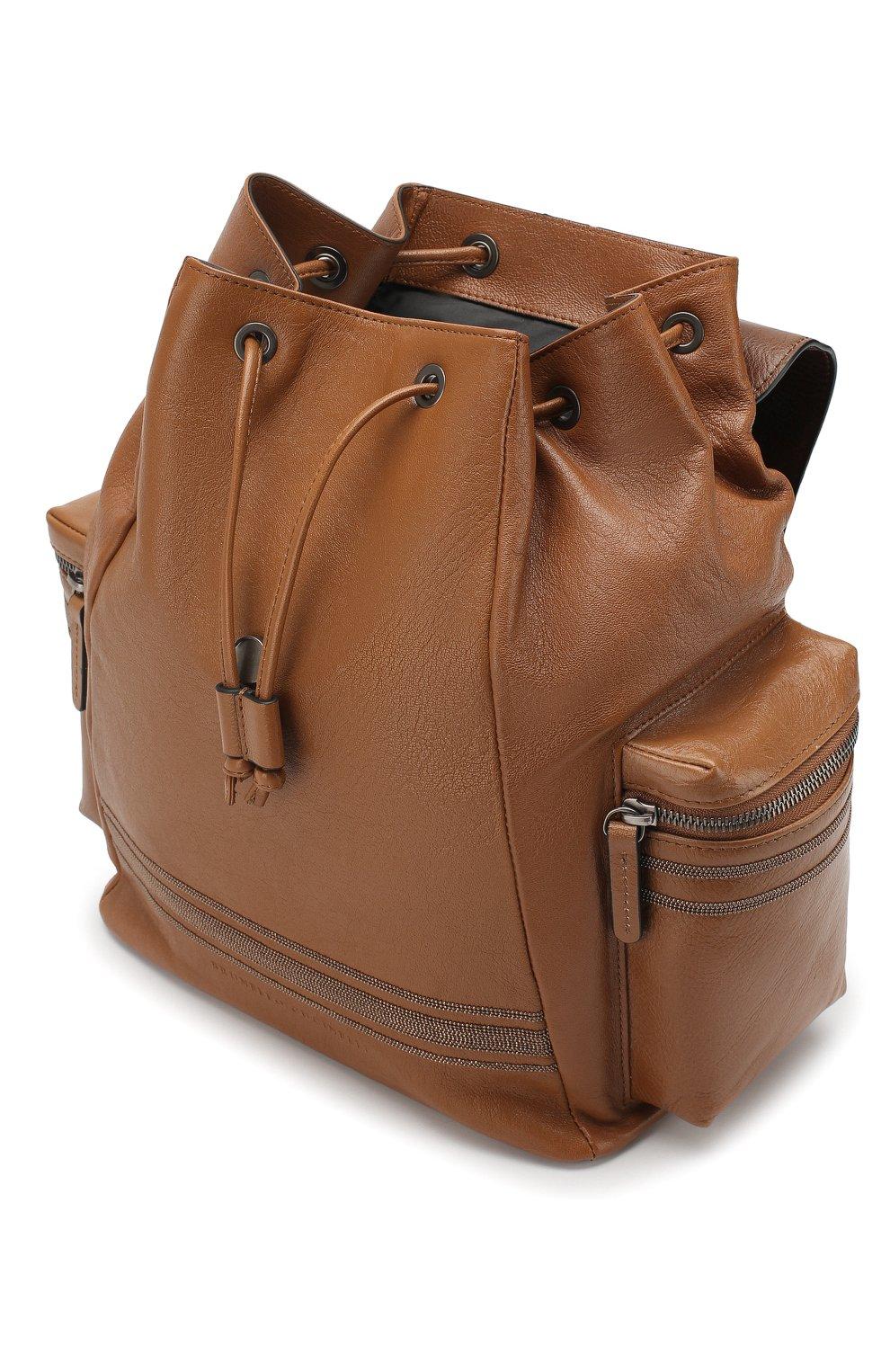 Рюкзак из кожи | Фото №4