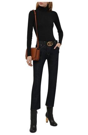 Женское боди colorado WOLFORD черного цвета, арт. 71187 | Фото 2