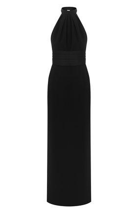 Шерстяное платье-макси | Фото №1