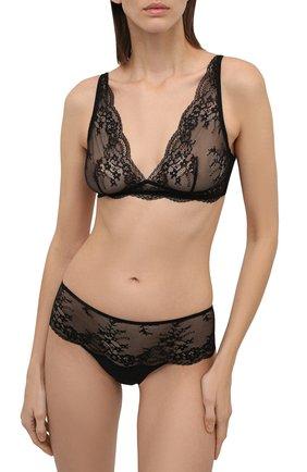 Женские трусы-шорты RITRATTI MILANO черного цвета, арт. 14606 | Фото 2