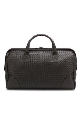 Дорожная сумка с плетением intrecciato | Фото №1