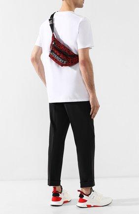 Текстильная поясная сумка 4G | Фото №2