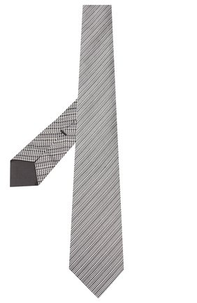 Галстук из смеси шелка и льна | Фото №2