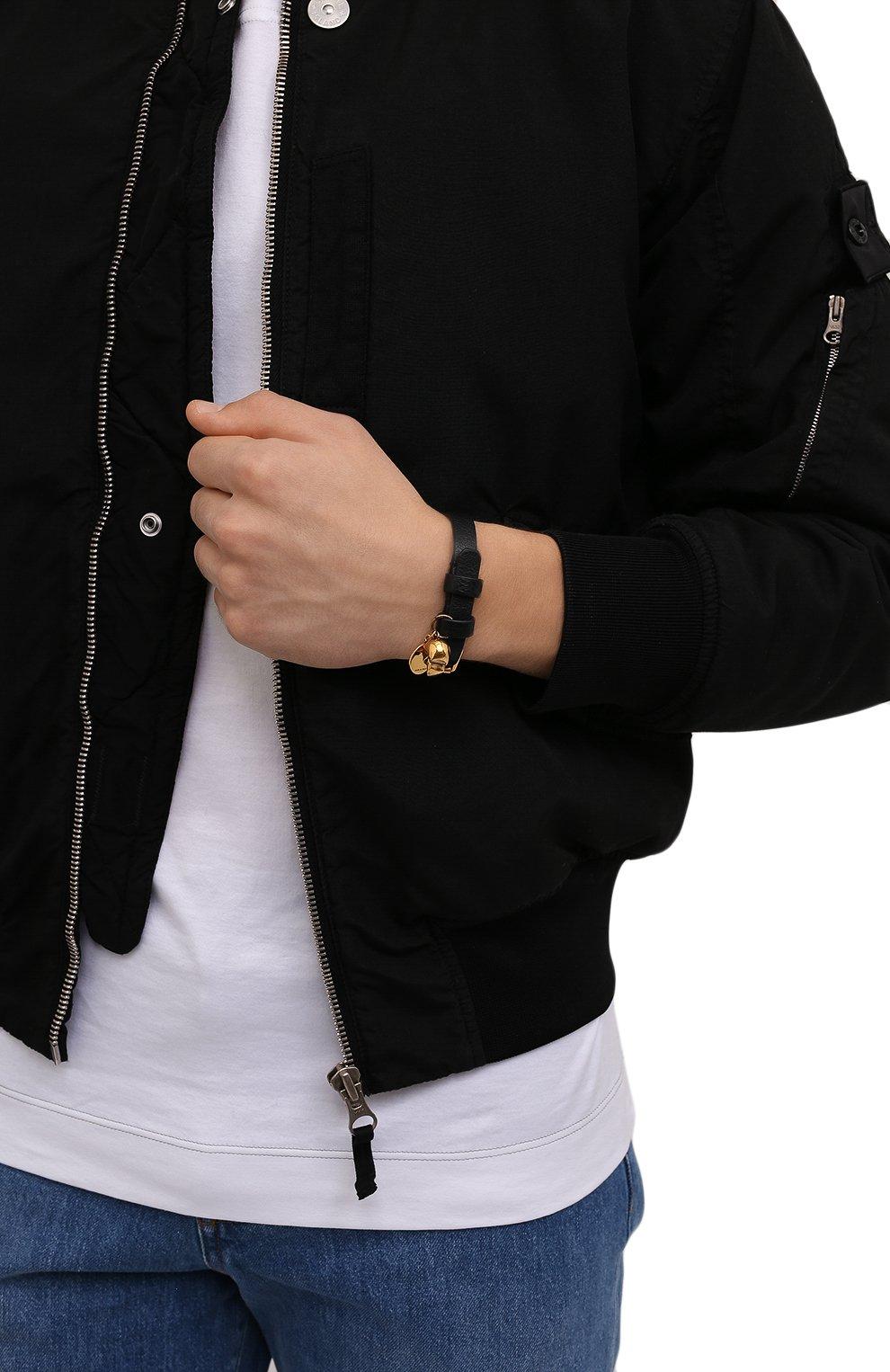 Кожаный браслет   Фото №2