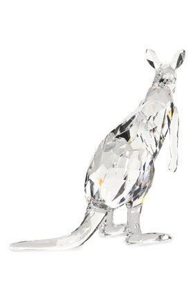 Мужского фигурки kangaroo mother and baby SWAROVSKI прозрачного цвета, арт. 5428563 | Фото 4