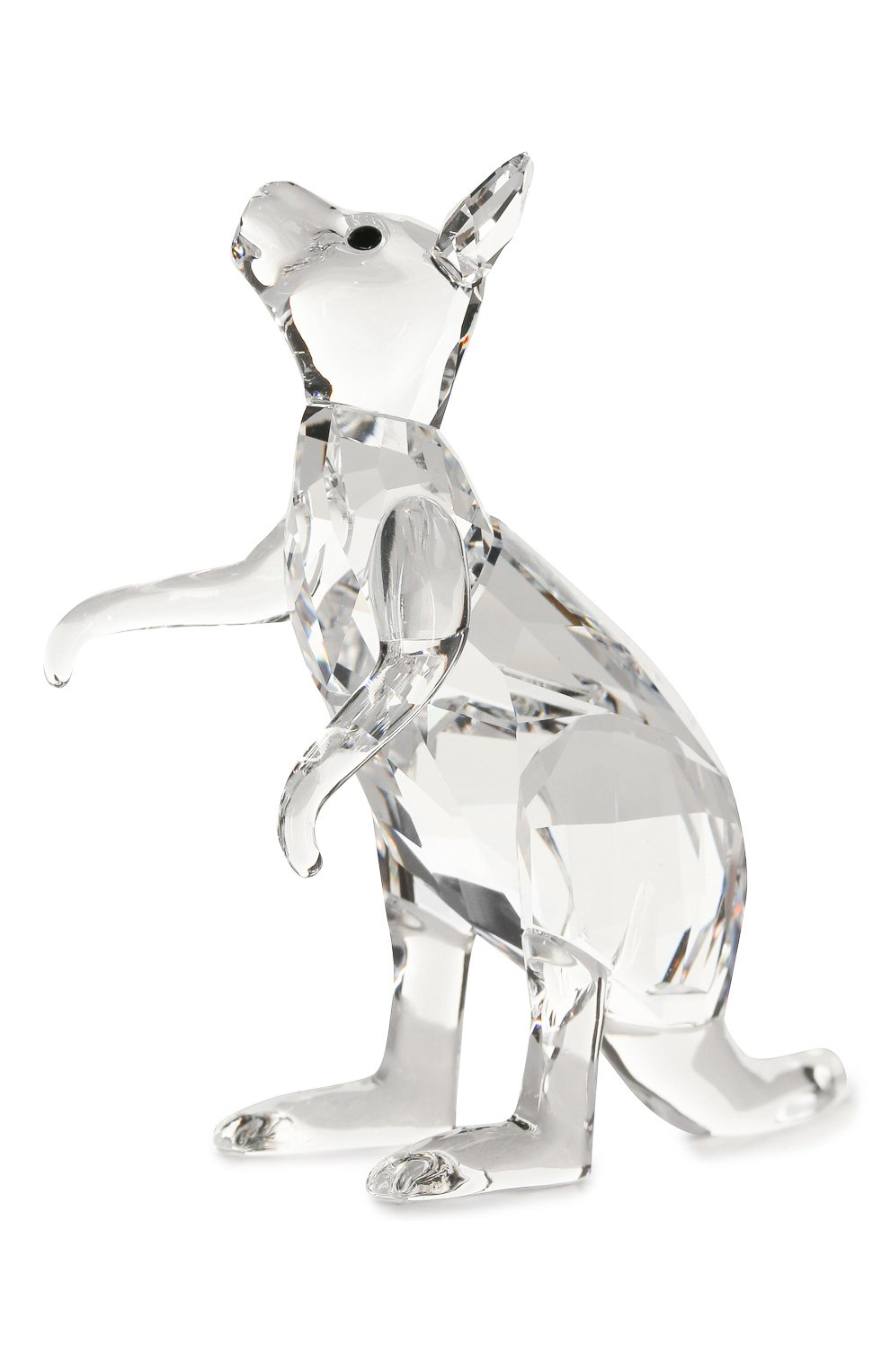 Мужского фигурки kangaroo mother and baby SWAROVSKI прозрачного цвета, арт. 5428563 | Фото 5